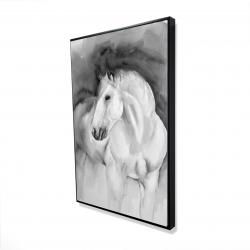 Framed 24 x 36 - 3D - Beauty