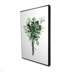 Framed 24 x 36 - 3D - Tied up persil bundle