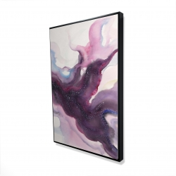 Framed 24 x 36 - 3D - Milky way