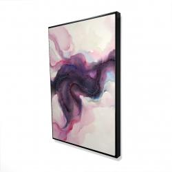 Framed 24 x 36 - 3D - Celestial body