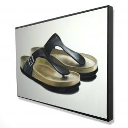 Framed 24 x 36 - 3D - Sandals