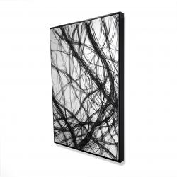 Framed 24 x 36 - 3D - Connection