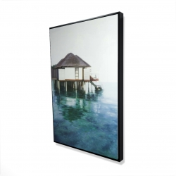 Framed 24 x 36 - 3D - Dream travel