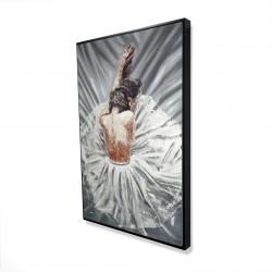 Framed 24 x 36 - 3D - Ballerina