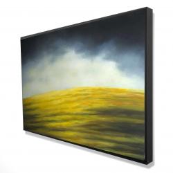 Framed 24 x 36 - 3D - Hillock