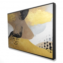 Framed 24 x 36 - 3D - Improvisation