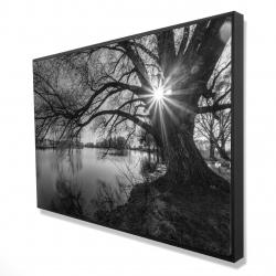 Framed 24 x 36 - 3D -