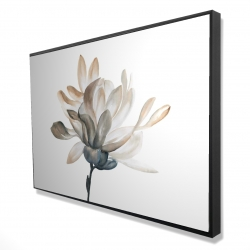 Framed 24 x 36 - 3D - Softness