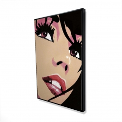 Framed 24 x 36 - 3D - Fatal woman