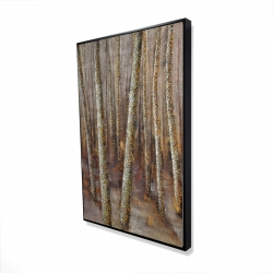 Framed 24 x 36 - 3D - Forest