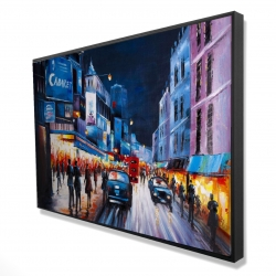 Framed 24 x 36 - 3D - Cabaret evening