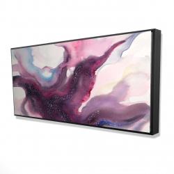 Framed 24 x 48 - 3D - Milky way