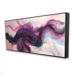 Framed 24 x 48 - 3D - Celestial body