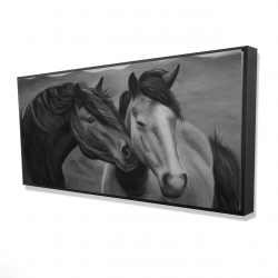 Framed 24 x 48 - 3D - Tenderness