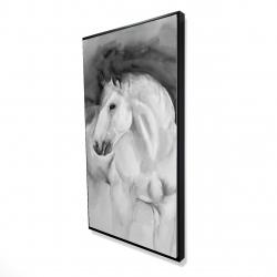 Framed 24 x 48 - 3D - Beauty