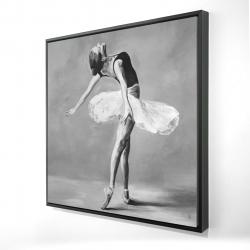 Danseuse de ballet classique