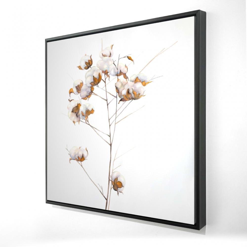 Branche Fleur De Coton branche de fleurs de coton