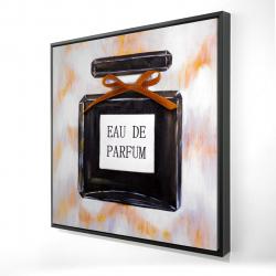 Framed 24 x 24 - 3D - Perfume