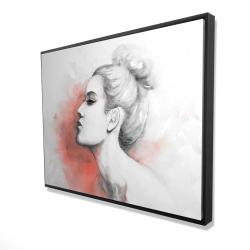 Framed 36 x 48 - 3D - Deliberation