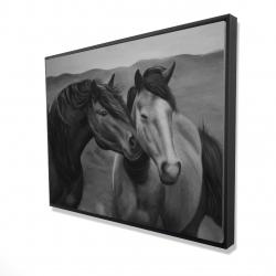 Framed 36 x 48 - 3D - Tenderness