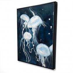 Framed 36 x 48 - 3D - Medusa