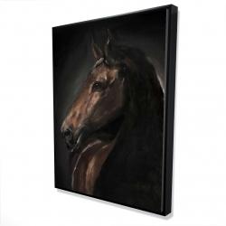 Framed 36 x 48 - 3D - Spirit the horse