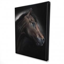 Framed 36 x 48 - 3D - Solitude