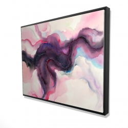 Framed 36 x 48 - 3D - Celestial body