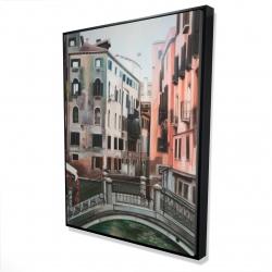 Framed 36 x 48 - 3D - Venice