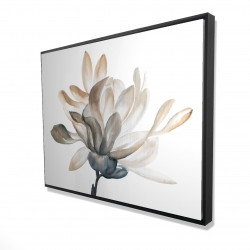 Framed 36 x 48 - 3D - Softness