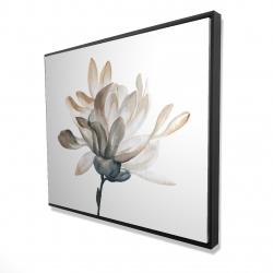 Framed 48 x 60 - 3D - Softness
