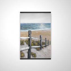 Magnetic 20 x 30 - 3D - Soft seaside