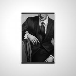 Magnetic 20 x 30 - 3D - Businessman