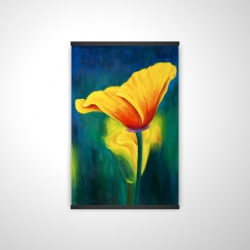 Magnetic 20 x 30 - 3D - Superb contrast flowers