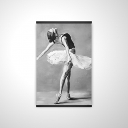 Magnetic 20 x 30 - 3D - Classic ballet dancer