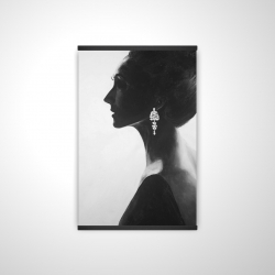 Magnetic 20 x 30 - 3D - Chic woman