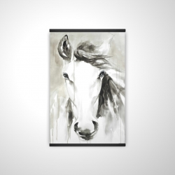 Magnetic 20 x 30 - 3D - Beautiful abstract horse