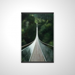 Magnetic 20 x 30 - 3D - Steep bridge