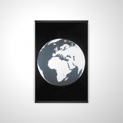 Magnetic 20 x 30 - 3D - Earth