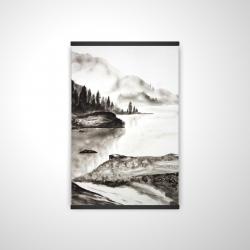Magnetic 20 x 30 - 3D - Peaceful landscape