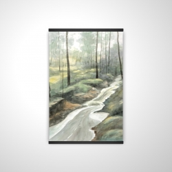Magnetic 20 x 30 - 3D - Waterfall