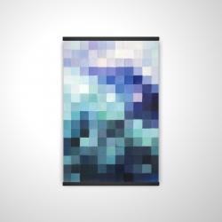 Magnetic 20 x 30 - 3D - Pixelized landscape