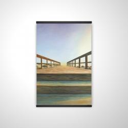 Magnetic 20 x 30 - 3D - Footbridge