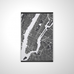 Magnetic 20 x 30 - 3D - New-york city plan