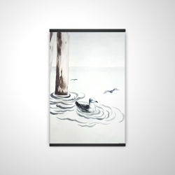 Magnetic 20 x 30 - 3D - Seagull