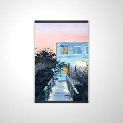 Magnetic 20 x 30 - 3D - Beach house