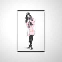 Magnetic 20 x 30 - 3D - Woman spring look