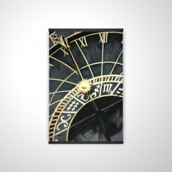 Magnetic 20 x 30 - 3D - Astrologic clock
