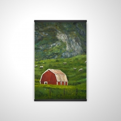 Magnetic 20 x 30 - 3D - Life in the countryside