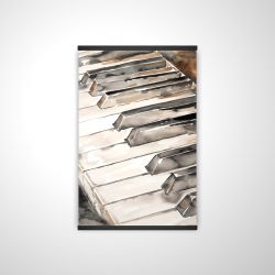 Magnetic 20 x 30 - 3D - Piano